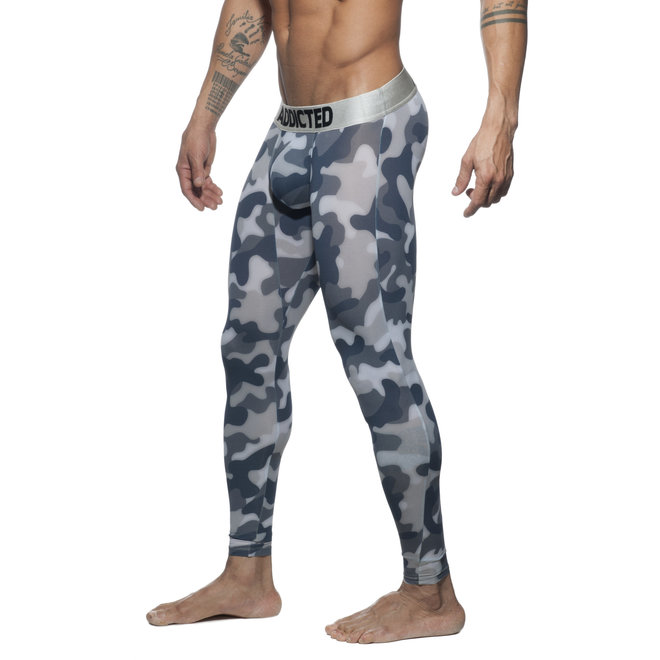 AD camo long john grey