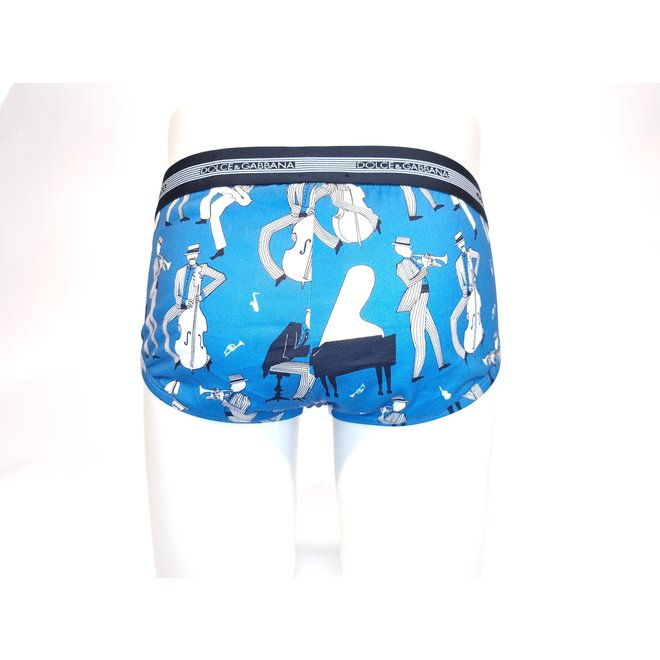 D&G brief blue