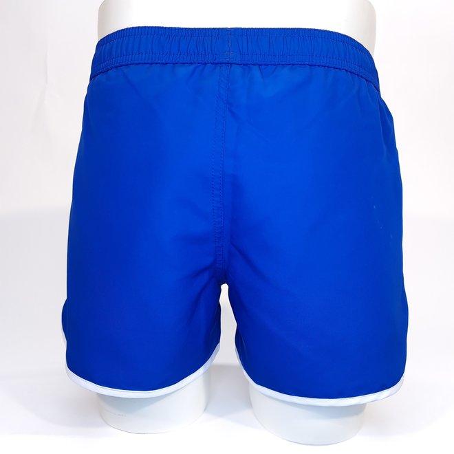 EA7 fluo blue swimshort