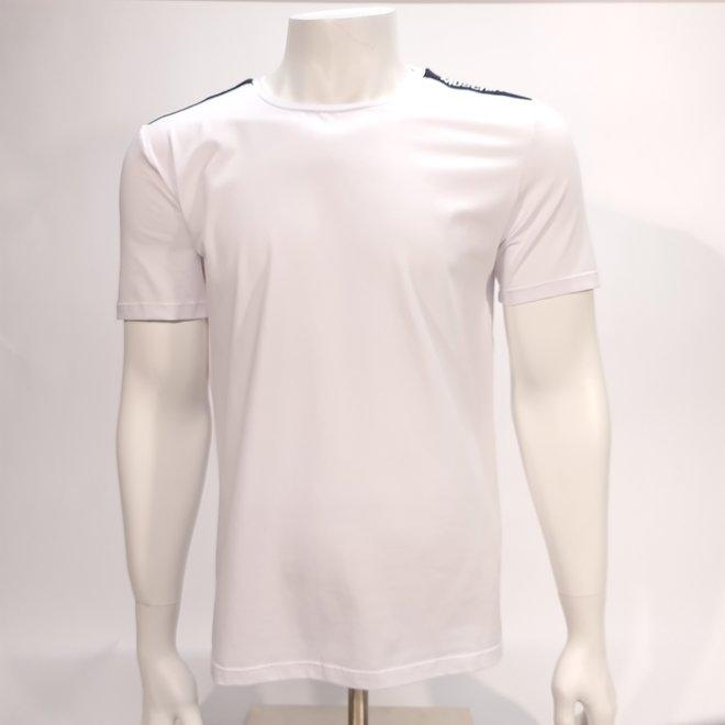 Moschino logo t-shirt white