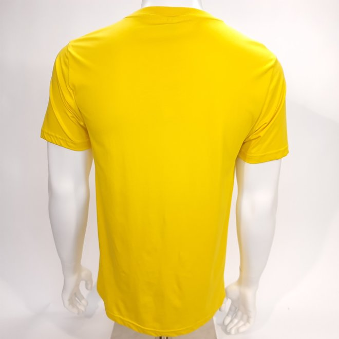 Moschino swim yellow t-shirt