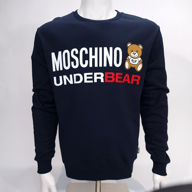 Moschino underbear crew