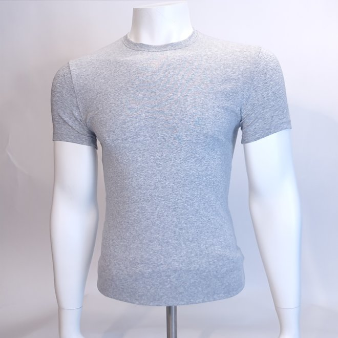 Dsquared basic t-shirt grey patch