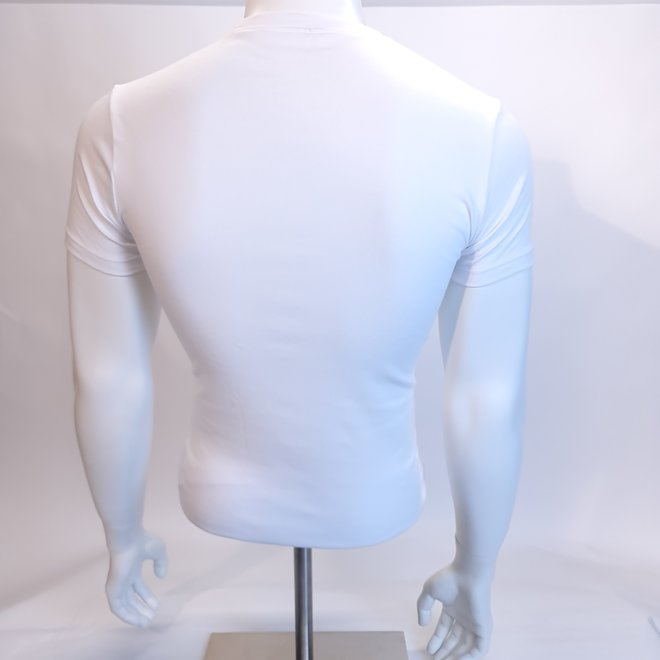 Dsquared basic t-shirt white patch