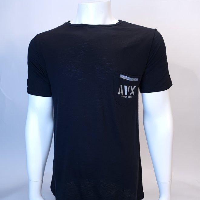 Avirex t-shirt black
