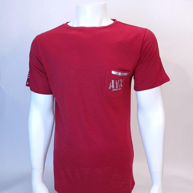 Avirex t-shirt red