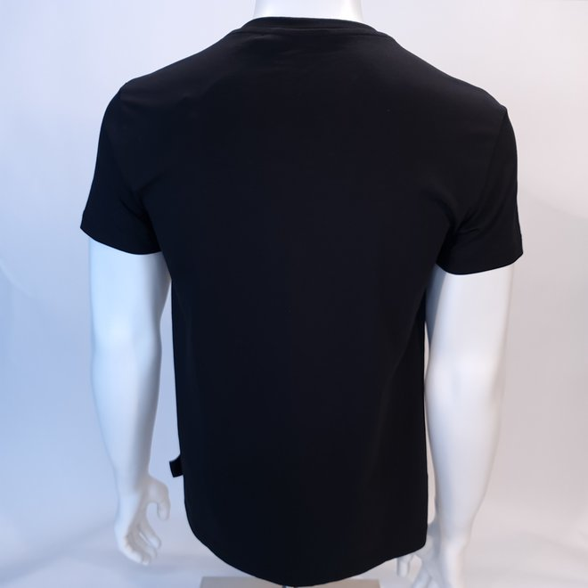 Versace couture t-shirt black