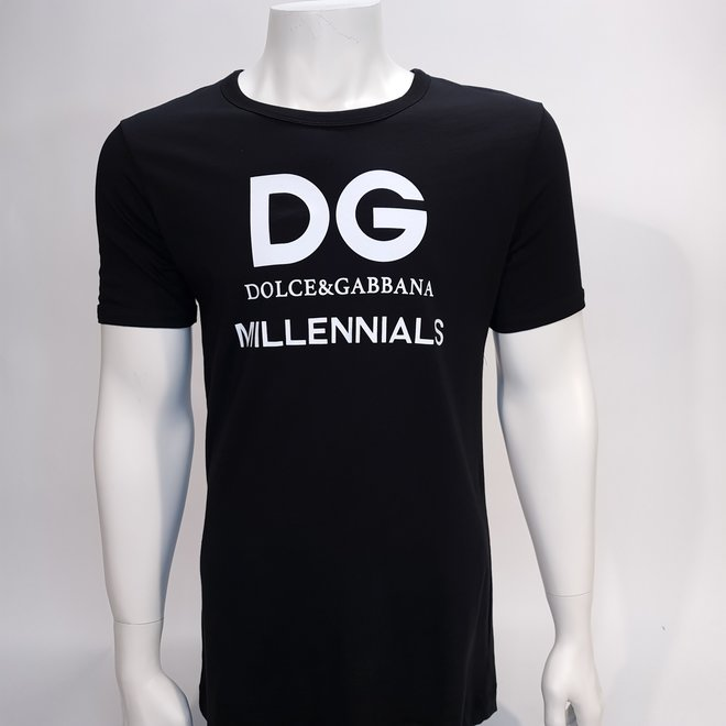 D&G millennials t-shirt black