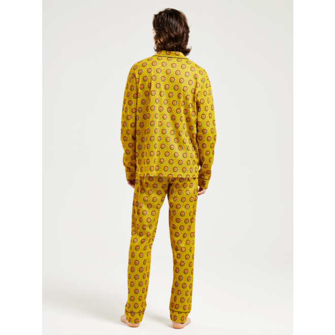 VRC pyjama set golden fall