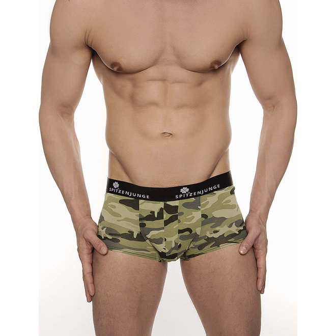 Spitzenjunge André army boxer