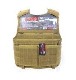 NUPROL NP PMC PLATE CARRIER - TAN