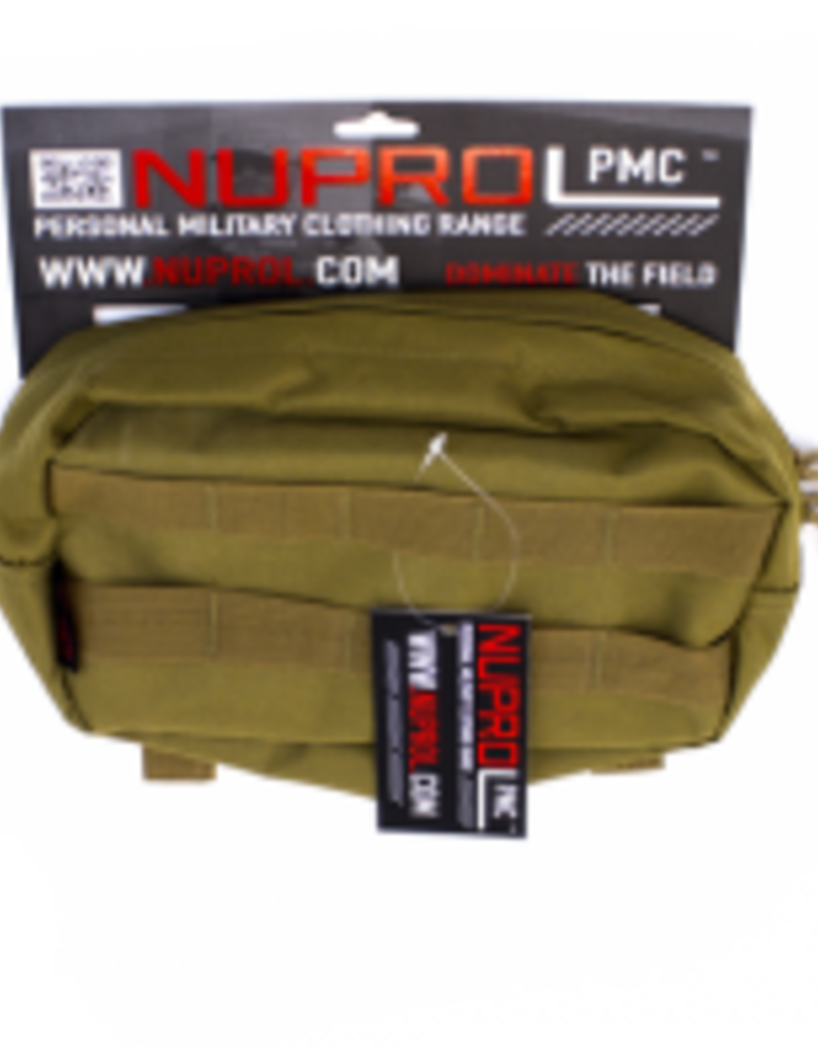NUPROL NP PMC MEDIC POUCH - TAN