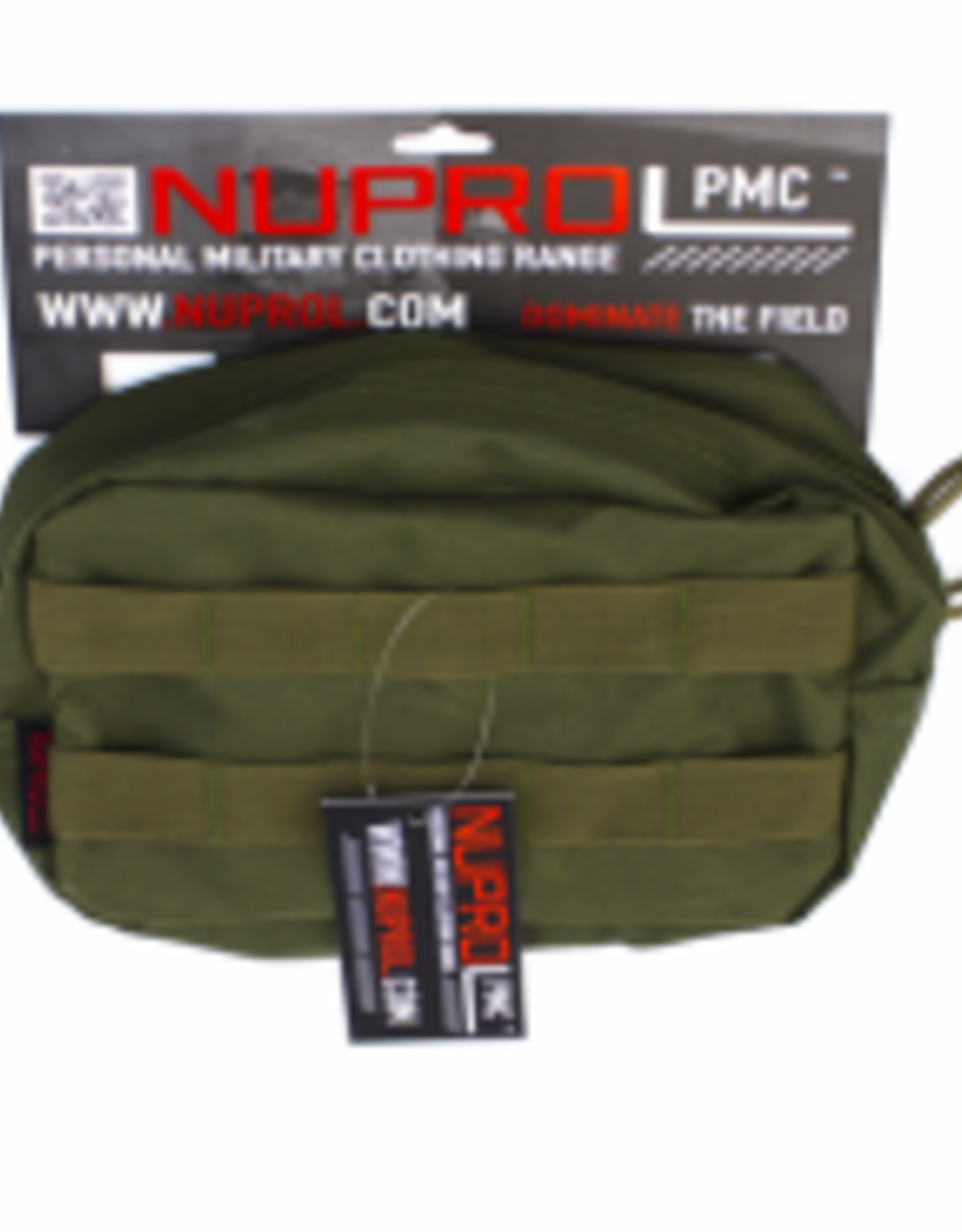 NUPROL NP PMC MEDIC POUCH - GREEN