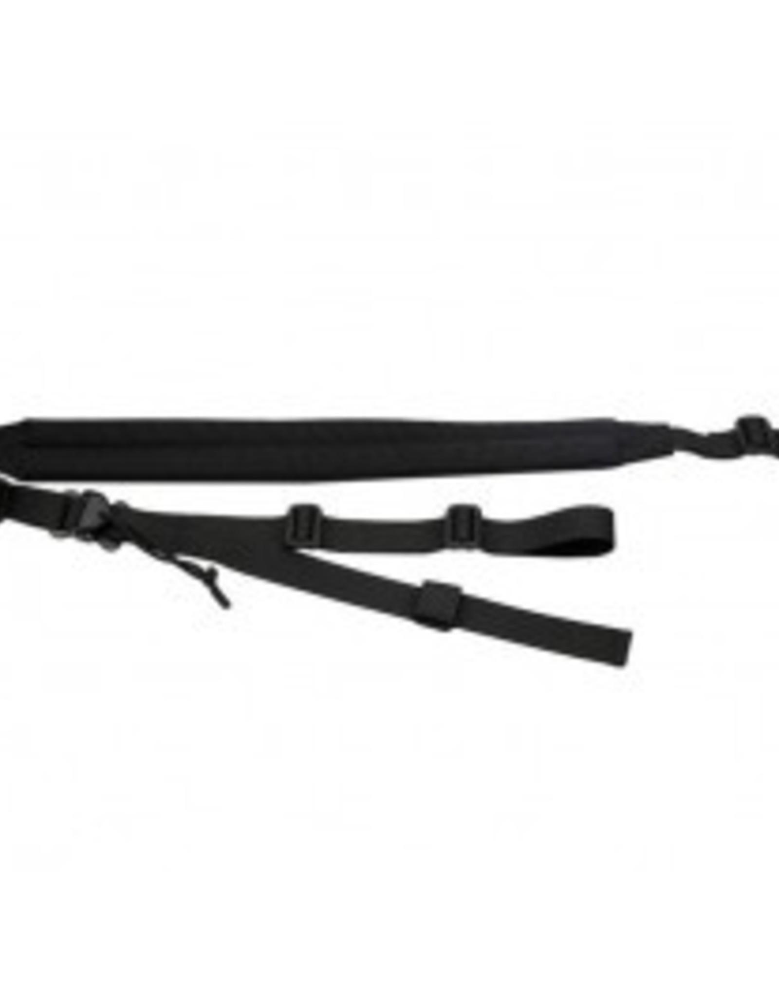 BIG FOOT Big Foot Rifle Strap (Black)