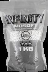 VALKEN VALKEN AIRSOFT BBS - INFINITY 0.25G, 4,000 COUNT, WHITE