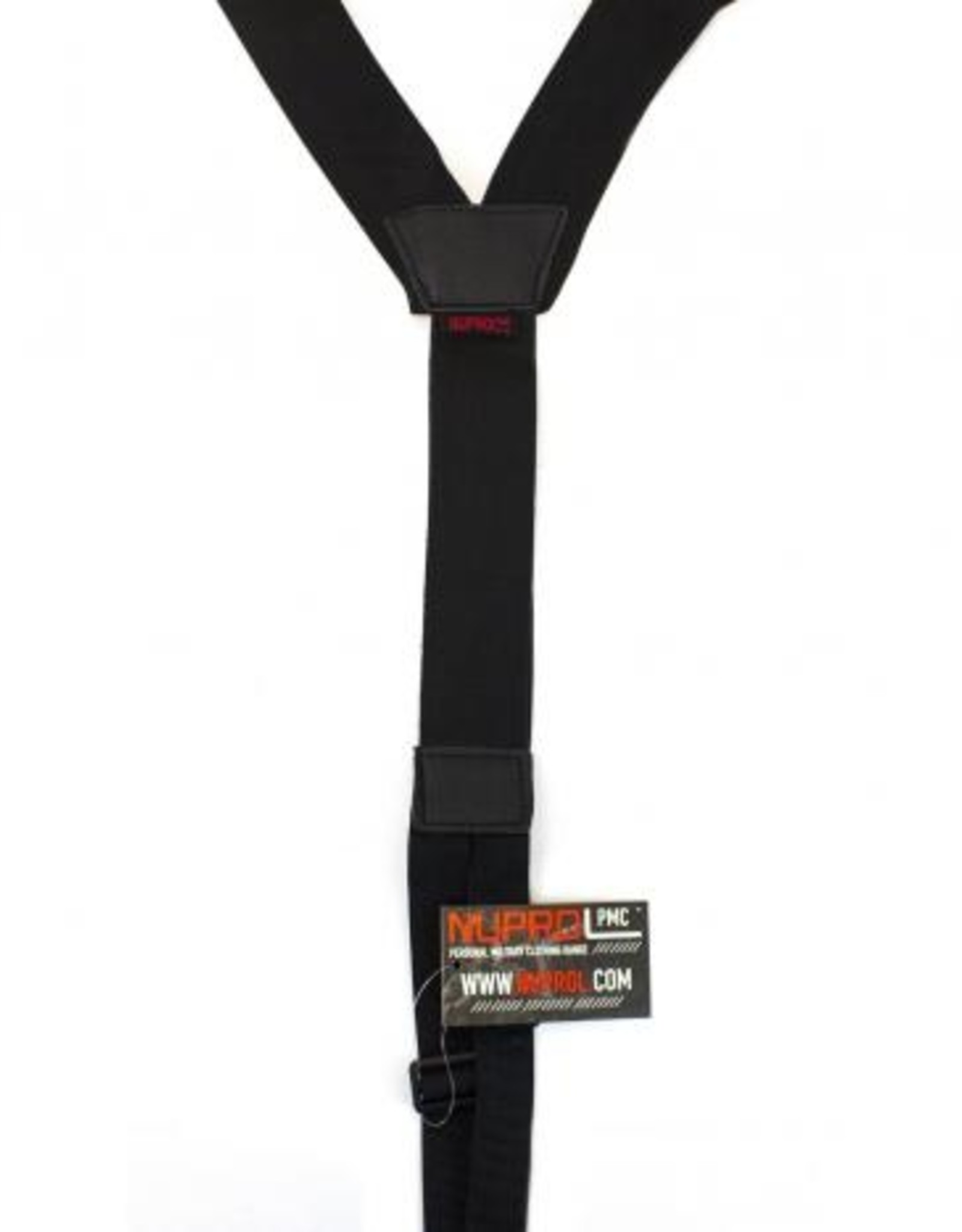 NUPROL NP PMC LOW PROFILE HARNESS - BLACK