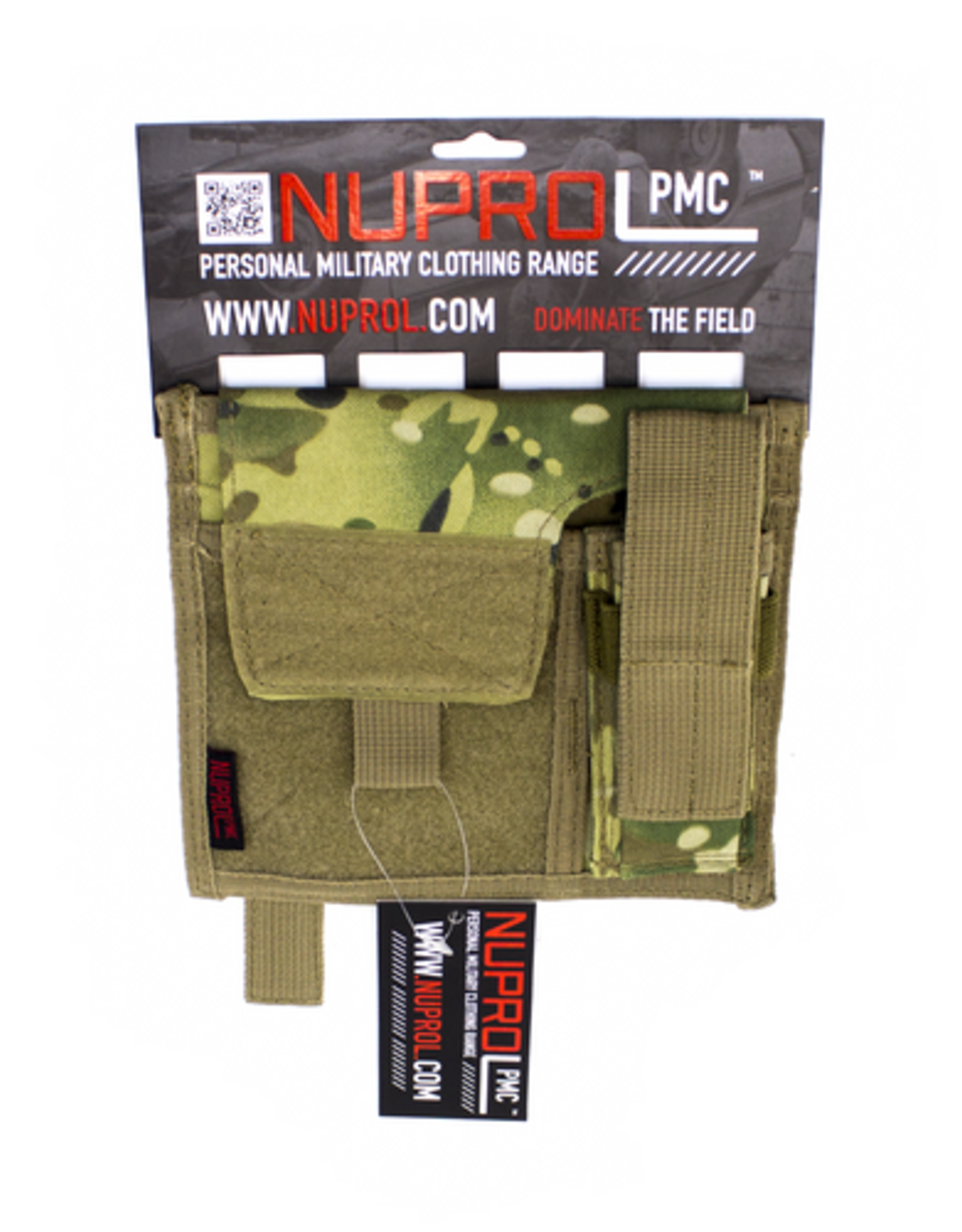 NUPROL NP PMC ADMIN POUCH - NP CAMO
