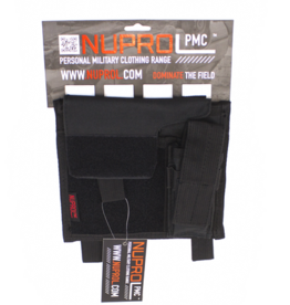 NUPROL NP PMC ADMIN POUCH - BLACK