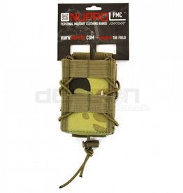 NUPROL NP PMC RIFLE OPEN TOP POUCH - NP CAMO