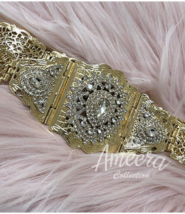 Hoceima belt (gold)