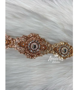 Berkane Belt  rose gold