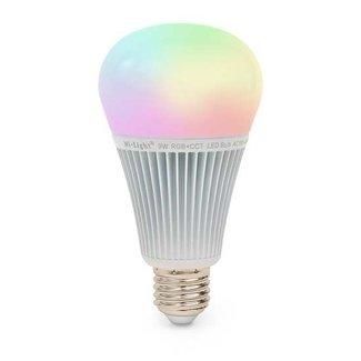LED Lamp DMX Serie RGB+CCT E27 9W