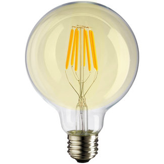PURPL LED Filament Lamp E27 G125 2200K 6W