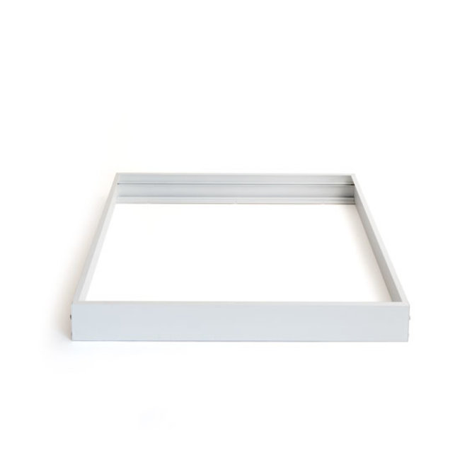 PURPL LED Paneel 60X60 opbouw frame Wit