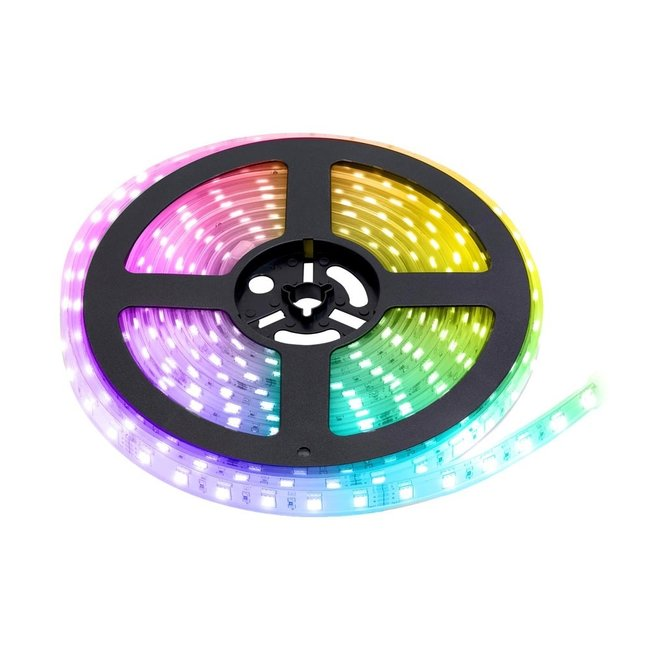 PURPL RGB+CCT LED Strip waterdicht 5 meter 12V IP68