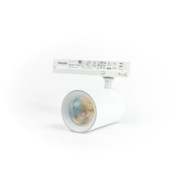 PURPL LED Spot voor 3-fase Rail Verlichting   45W    4-aderig   Dual Wit (CCT)   Wit