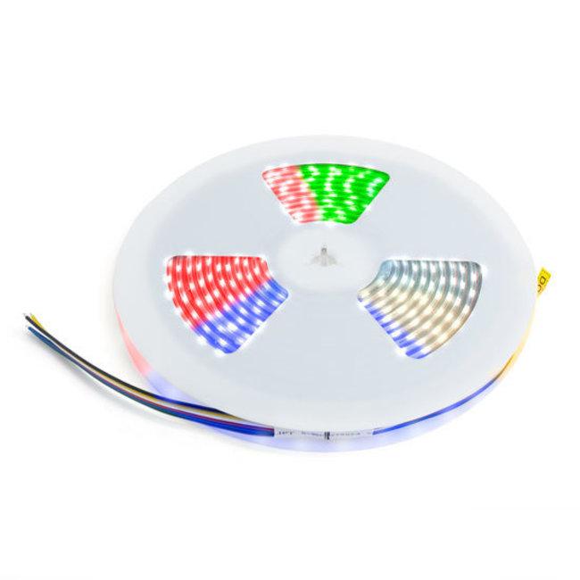 PURPL RGB+CCT LED Strip waterbestendig 5 meter 12V IP67
