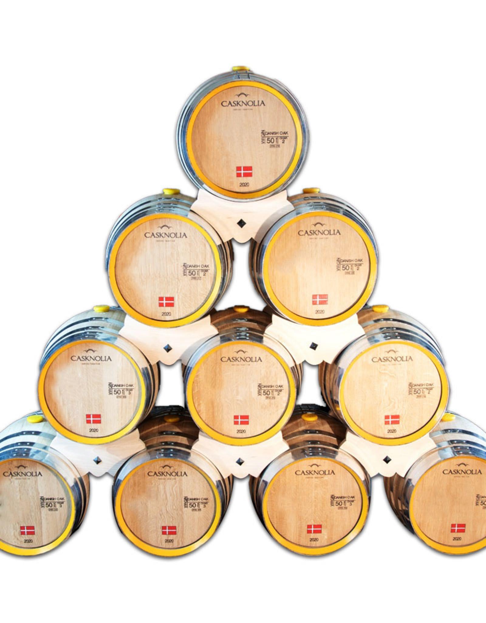 40 L - 250 L CASKNOLIA® SPIRIT BARREL DANISH OAK