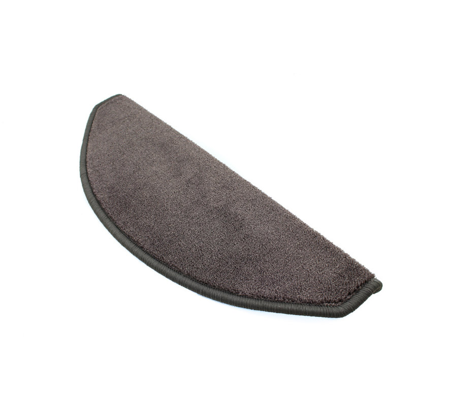 Elite Soft Dunkelgraue Stufenmatten