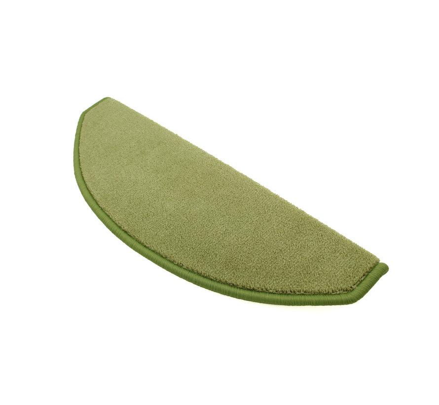 Elite Soft Kalkgrüne Stufenmatten