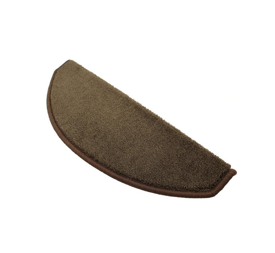 Elite Soft Braune Stufenmatten