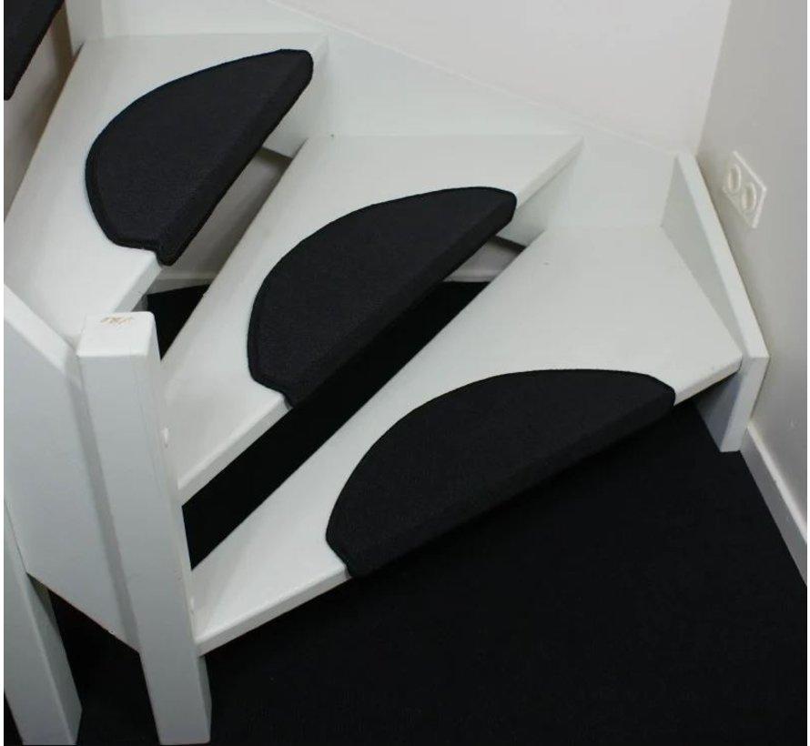 Elite Schwarze Stufenmatten