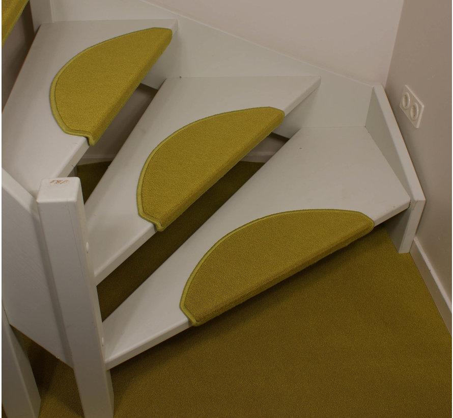 Elite Gelbe/Grüne Stufenmatten