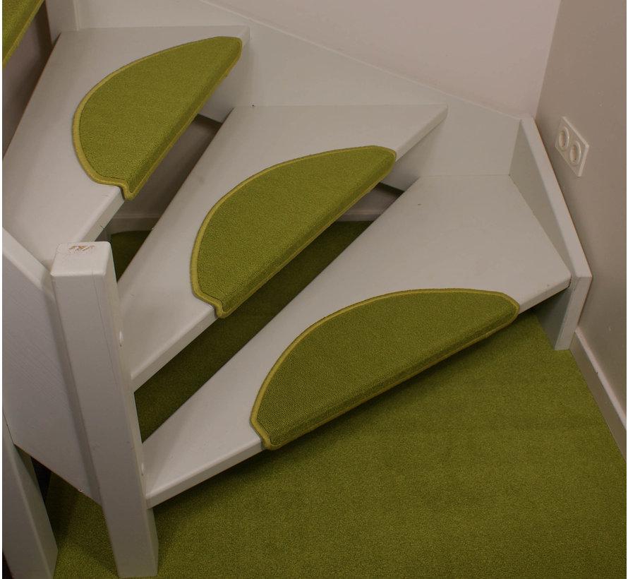 Elite Kalkgrüne Stufenmatten