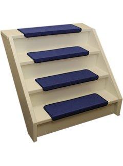 Elite Stufenmatten Elite Blaue Gerade Stufenmatten