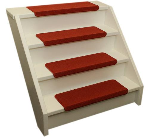 Elite Stufenmatten Elite Orange Gerade Stufenmatten