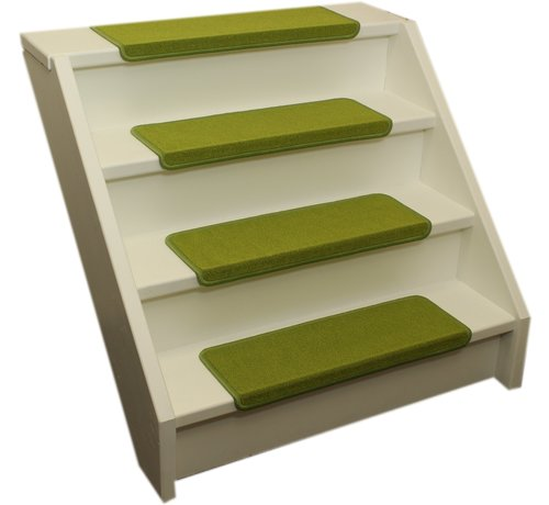 Elite Stufenmatten Elite Kalkgrüne Gerade Stufenmatten