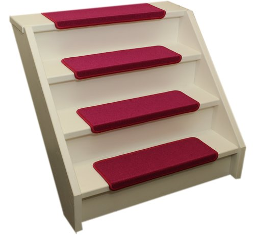 Elite Stufenmatten Elite Rosa Gerade Stufenmatten