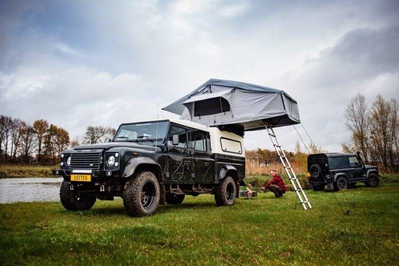 Daktent geschikt voor Land Rover Defender