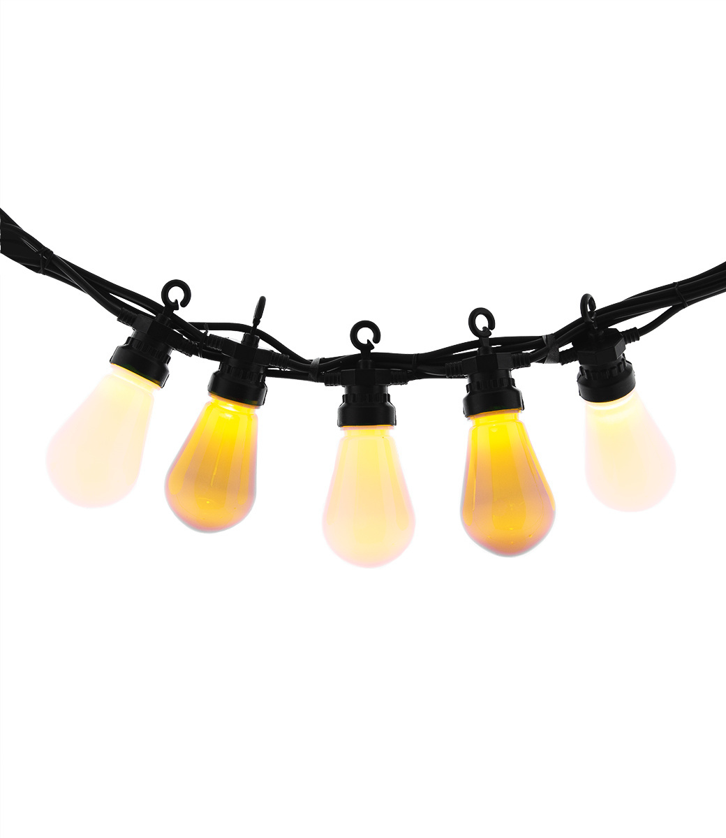 Regular Edison Bulbs Patio Lichterkette - Antra-5