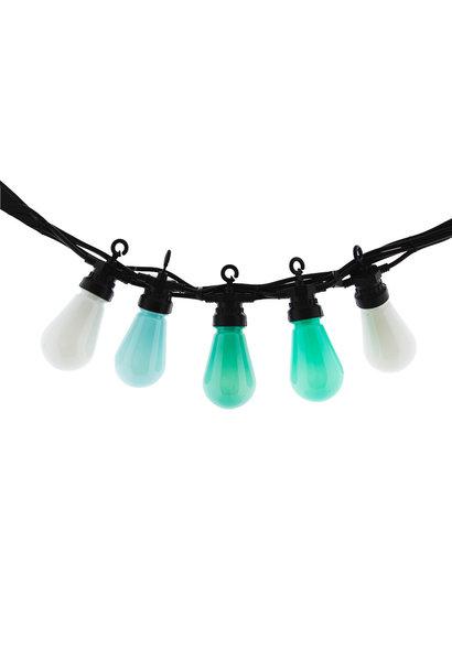 Regular Edison Bulbs Patio Lichterkette  - Ocean