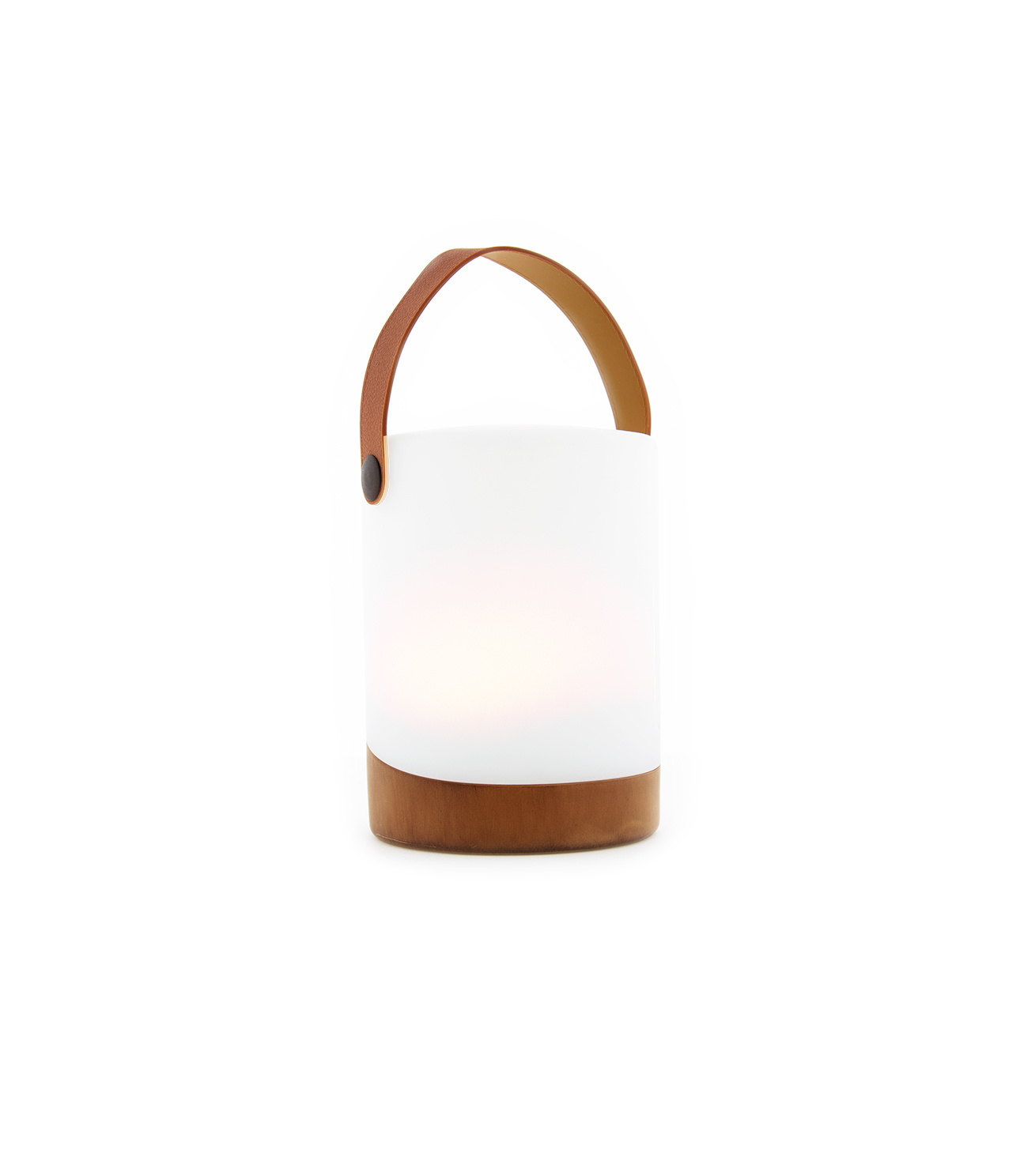 Outdoor Table Lamp Mabe + Speaker Walnut-8