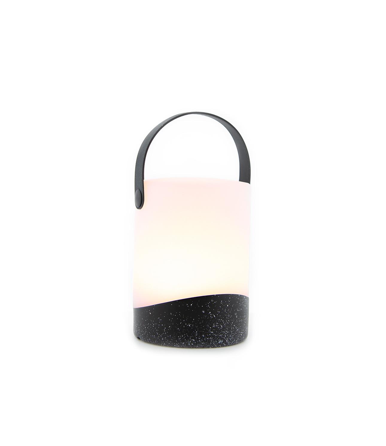 Buiten Tafellamp Mabe + Luidspreker Walnoot-10