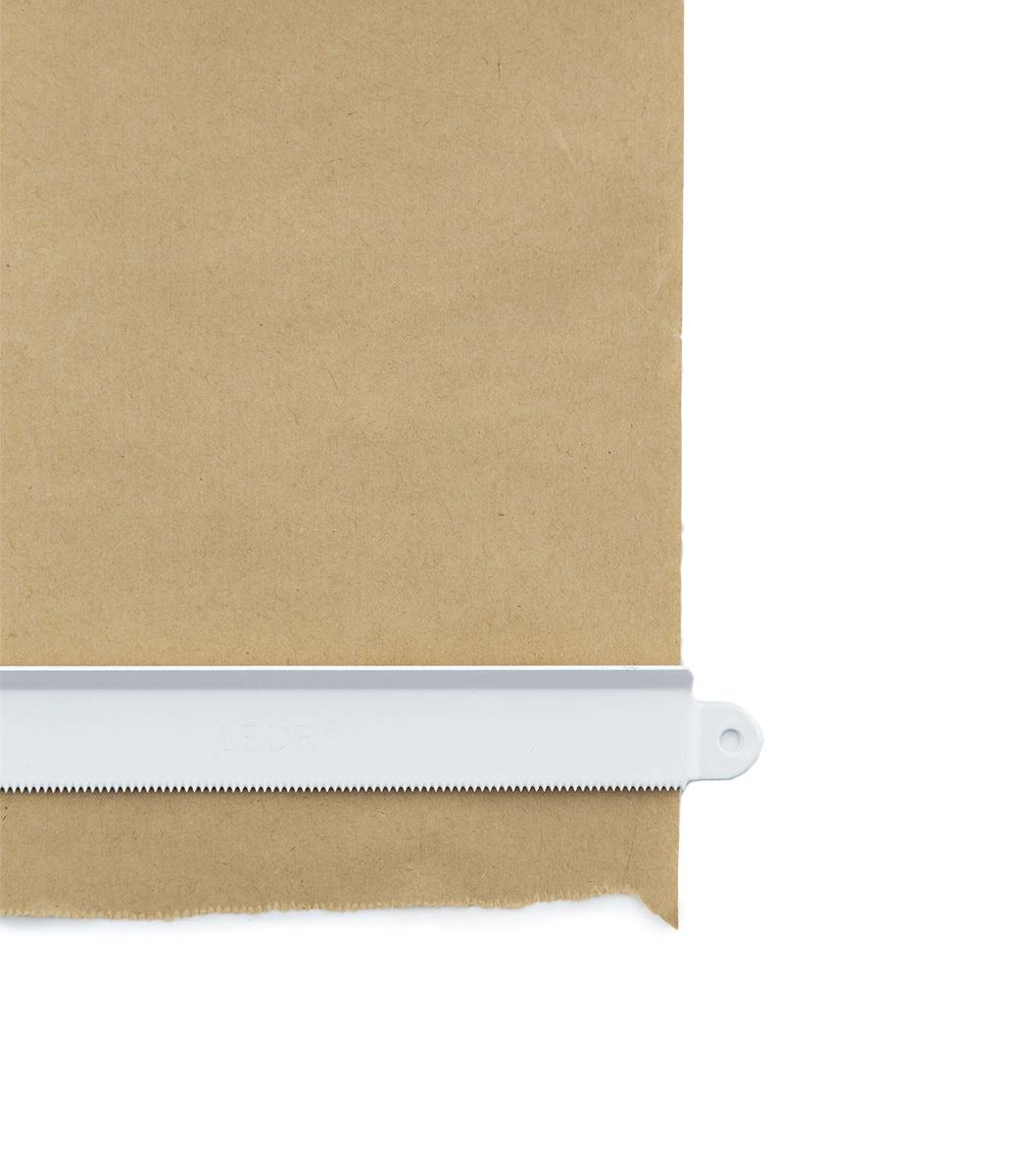 Kraft paper roller M - Wei§-4