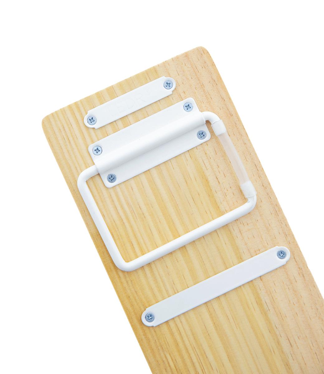 Kraft Paper Roller S - White-5