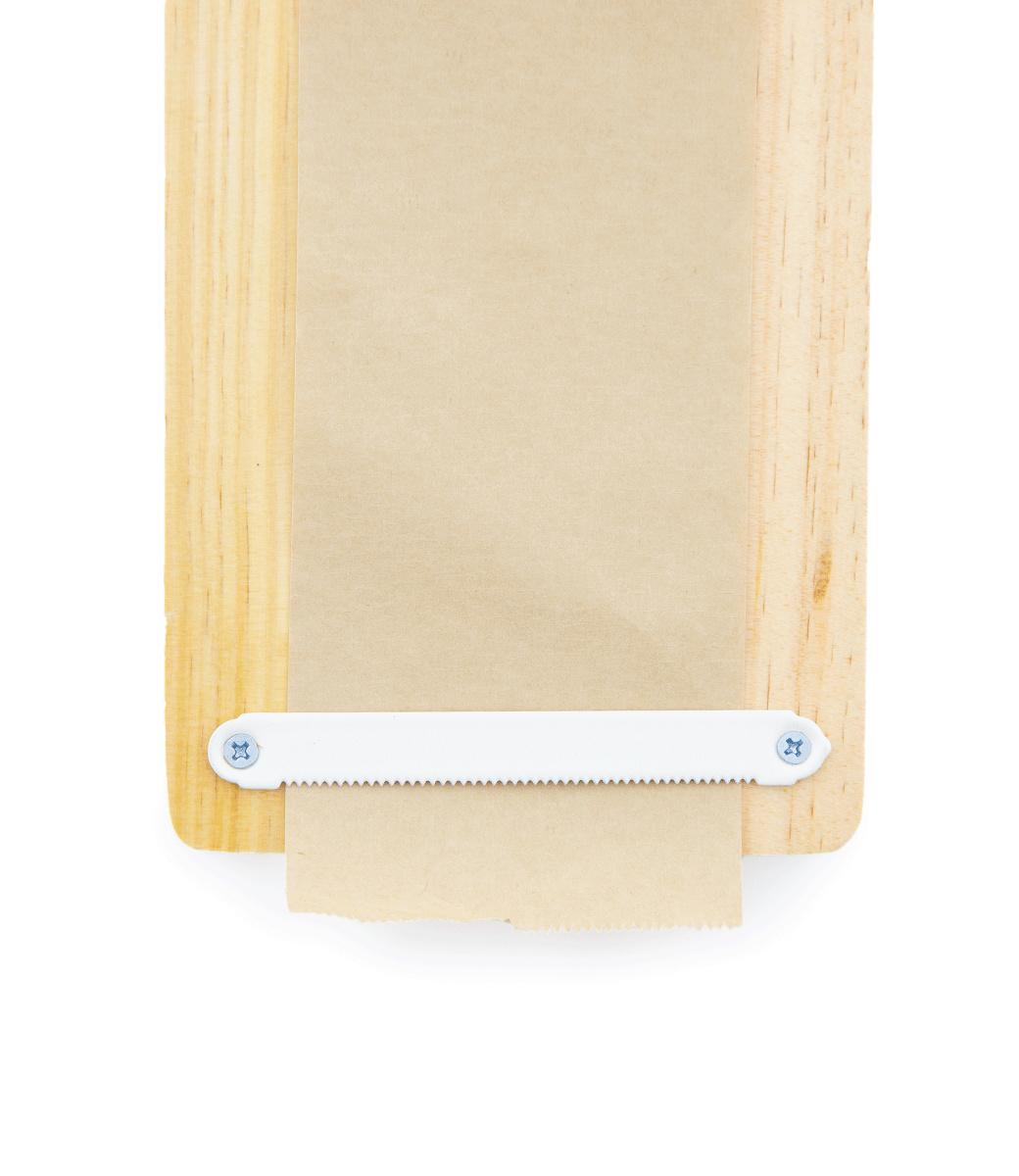 Kraft Paper Roller S - White-6